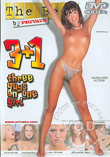 3 1 - Three Guys On One Girl Box Cover