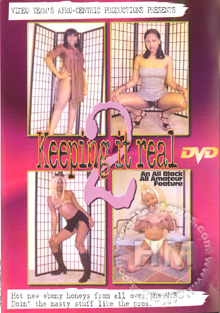 Keeping It Real 2 Box Cover