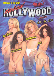 Naked Hollywood 12 - Gonna Find Out Who's Naughty Or Nice Box Cover