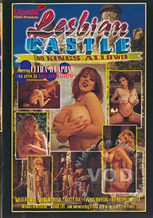 Lesbian Castle:  No Kings Allowed Box Cover