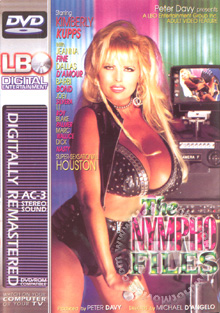 The Nympho Files Box Cover