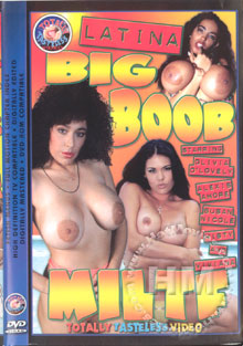 Latina Big Boob MILTF Box Cover