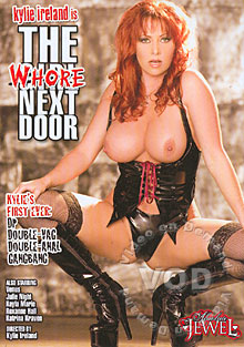 The Whore Next Door Box Cover
