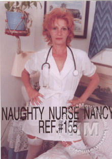 Naughty Nurse Nancy Ref. #155 Box Cover