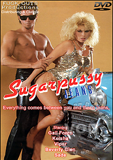 Sugar Pussy Jeans Box Cover