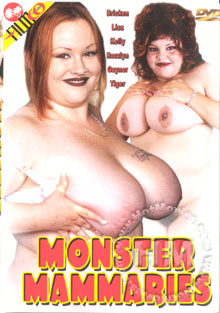 Monster Mammaries Box Cover
