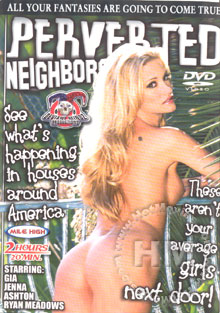 Perverted Neighbors Box Cover