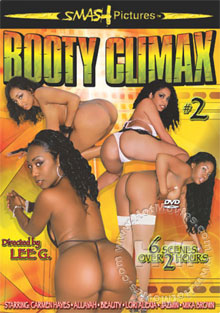 Booty Climax #2 Box Cover