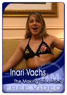 Inari Vachs - The Making Of A Promo