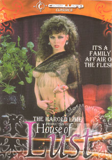 House Of Lust Box Cover