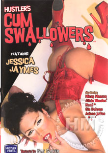 Hustler's Cum Swallowers Box Cover