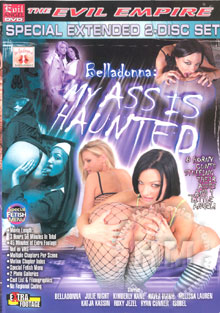 My Ass Is Haunted Box Cover