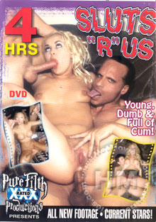 Sluts 'R Us Box Cover