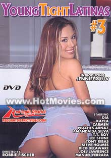 Young Tight Latinas #3 Box Cover