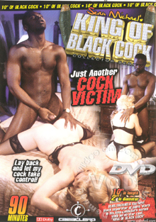 King Of Black Cock - Just Another Cock Victim Box Cover