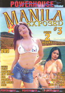 Manila Exposed 3 Box Cover