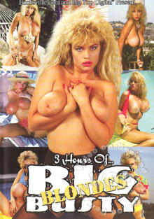 Big Busty Blondes Box Cover