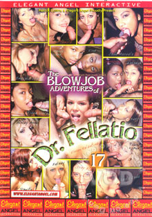 The Blowjob Adventures Of Dr. Fellatio 17 Box Cover