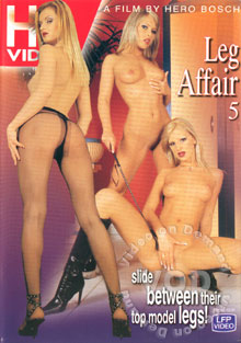 Leg Affair 5 Box Cover