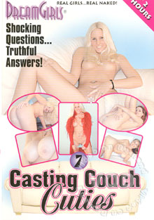 Casting Couch Cuties 7 Box Cover