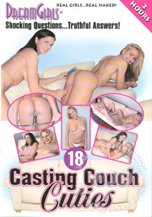 Casting Couch Cuties 18 Box Cover