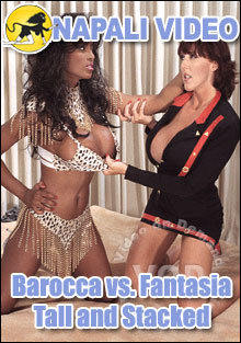 Tall And Stacked - Barocca vs. Fantasia Box Cover