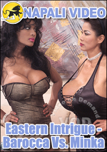 Eastern Intrigue - Barocca Vs. Minka Box Cover