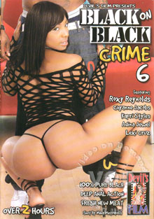 Black On Black Crime 6 Box Cover