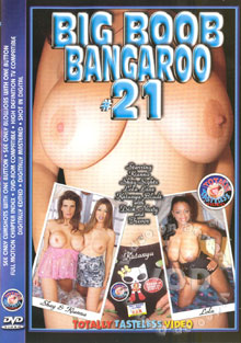 Big Boob Bangaroo #21 Box Cover