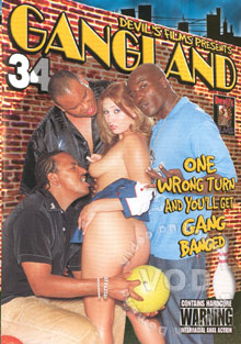 Gangland 34 Box Cover