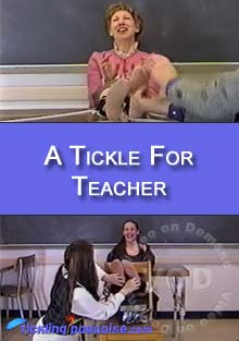 A Tickle For Teacher Box Cover