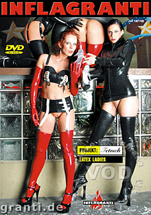 Projekt: Fetisch - Latex Ladies Box Cover