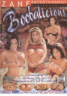 Boobalicious Box Cover