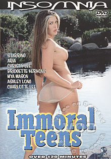 Immoral Teens Box Cover