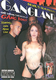 Gangland Box Cover
