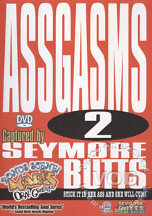 Assgasms 2 Box Cover