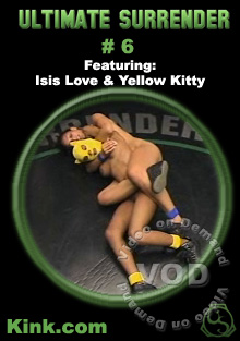 Ultimate Surrender #6 Featuring Isis Love & Yellow Kitty Box Cover