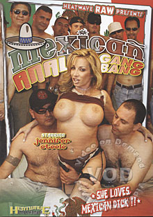 Mexican Anal Gang Bang Box Cover