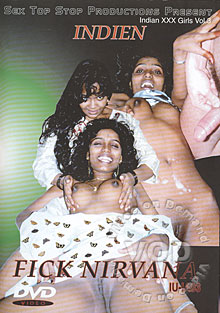 Indian XXX Girls Vol. 3 - Fick Nirvana Box Cover