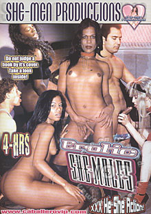 Erotic She-Males Box Cover