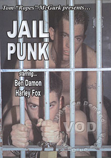 Jail Punk Box Cover