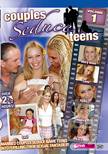 Couples Seduce Teens Volume 1 Box Cover