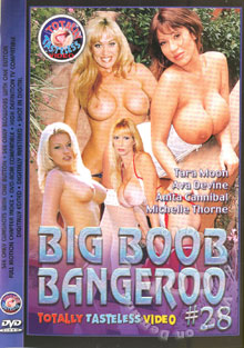 Big Boob Bangeroo #28 Box Cover