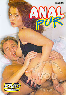 Arsch-Ficken Extreme Anal Pur Box Cover