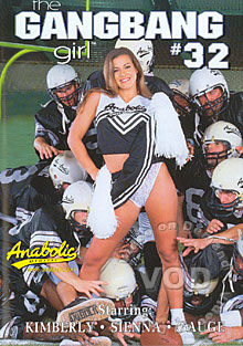 The GangBang Girl #32 Box Cover