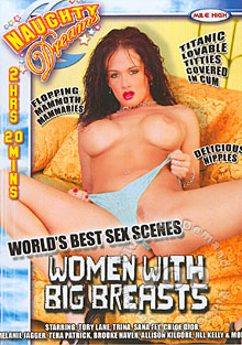 World's Best Sex Scenes: Women With Big Breasts Box Cover