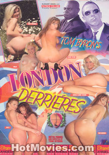 London Derrieres Box Cover