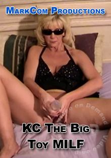 KC The BIG Toy MILF Box Cover