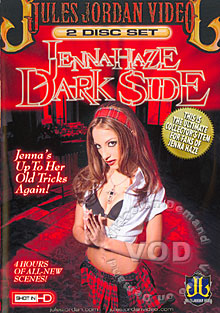 Jenna Haze Dark Side (Disc 1) Box Cover