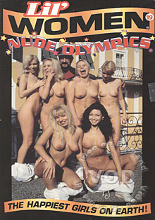 Lil' Women 19: Nude Olympics Box Cover